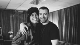 Maria Mena og Sam Smith